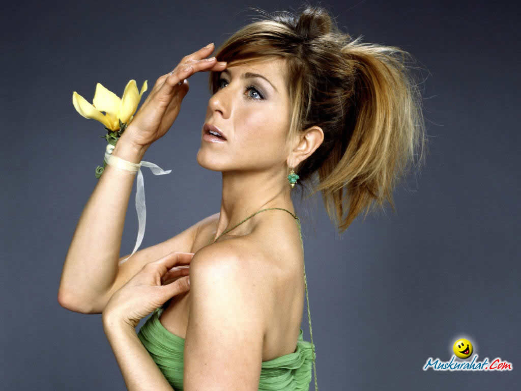 jennifer aniston free desktop wallpapers