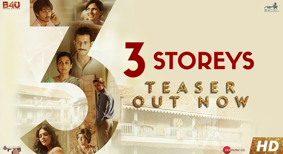 Download 3 Storeys Official Teaser