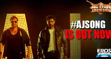 Download AJ Theme Promo Video Song of Movie Action Jackson