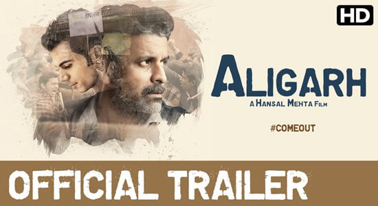 Download Aligarh Official Movie HD Trailer