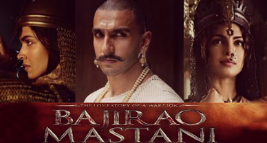 Download Bajirao Mastani Official Movie HD Video Trailer