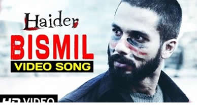Download Bismil Promo HD VIdeo Song of Movie Haider
