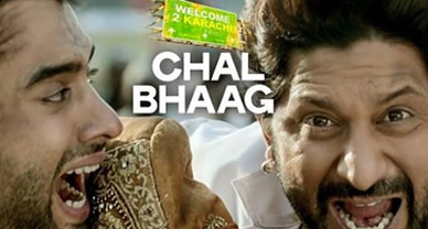 Download Chal Bhaag HD Video Prom song of Movie Welcome to Karachi