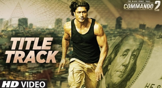 Download Commando Title Track (Promo) Song