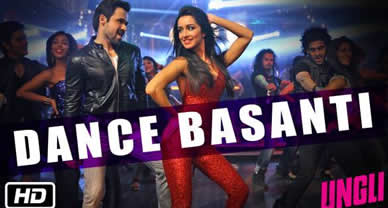 Download Dance Basanti Remix Promo Video song of Ungli