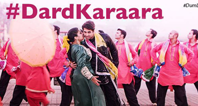 Download Dard Karaara Promo Video Song of Movie Dum Laga Ke Haisha