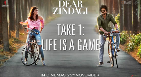 Download Dear Zindagi Official Movie Teaser