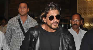 No more detaining for SRK, as he becomes the Interpol ambassador