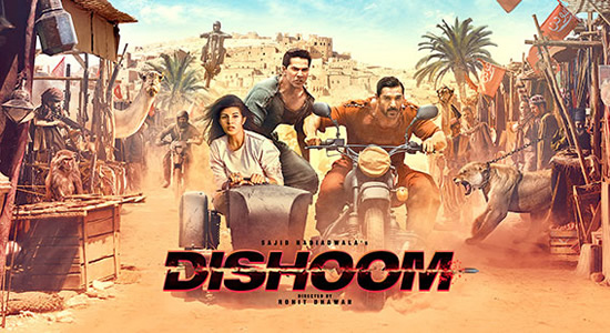 Download Dishoom Movie Mp3 Songs