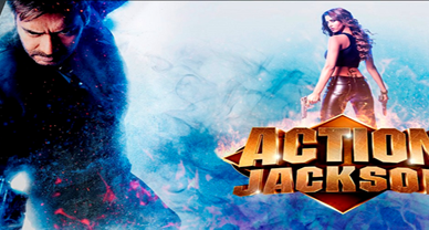 Download Gangster Baby Promo Video Song of Movie Action Jackson