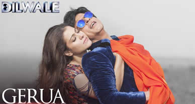 Download Gerua HD Promo Video song of movie Dilwale
