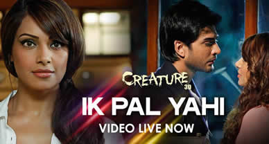 Download Ik Pal Yahi Promo HD Song of Movie Creature
