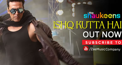 Download Ishq Kutta Hai Promo Video Song of movie the shaukeens