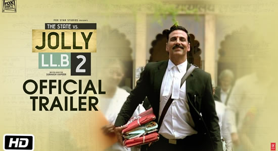 Download Jolly LLB 2 Official Movie Trailer