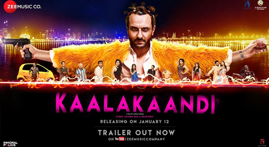 Download Kaalakaandi Official Trailer