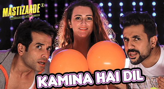 Download Kamina Hai Dil Promo HD Video song of movie Kyaa Kool Hain Hum 3
