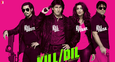 Download Kill Dil Movie Full HD Video Songs