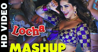 Download Kuch Kuch Locha Hai Mashup Movie Full HD Video song