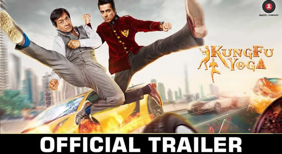 Download Kung Fu Yoga Official Movie Trailer