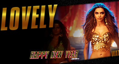 Download Lovely Promo Video Song of Movie Happy New Year