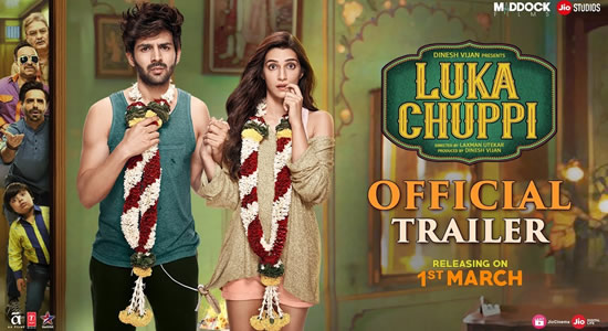 Download Luka Chuppi Official Trailer