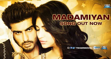 Downlaod Madamiyan Promo Video song of Movie Tevar