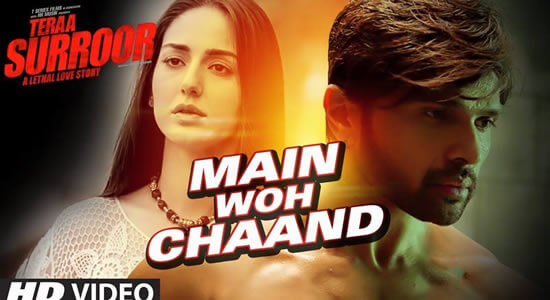 Download Main Woh Chaand Promo HD video song of Movie Teraa Surroor