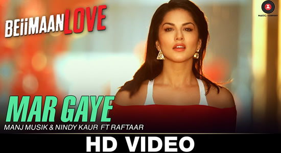Download Mar Gaye Promo Video Song of Movie Beiimaan Love
