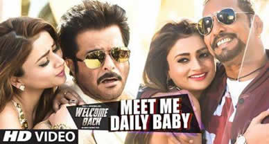 Download Meet Me Daily Baby Promo Video Song of Movie Bajrangi Bhaijaan