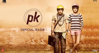 PK Official Movie Trailer