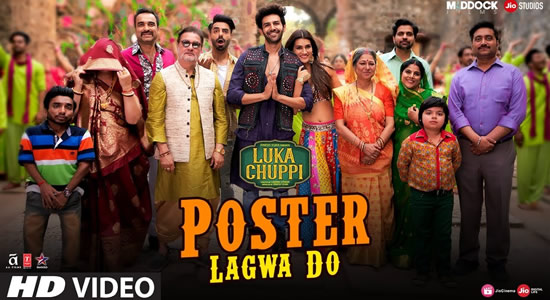 Download Poster Lagwa Do (Promo) Song
