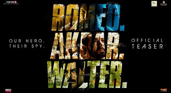 Download Romeo Akbar Walter Official Teaser