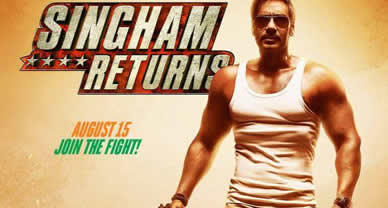 Download Singham Returns Movie Full HD Video Songs