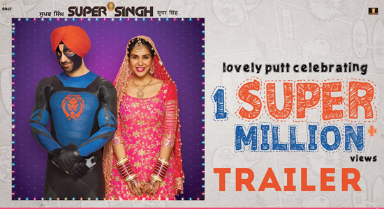 Download Super Singh Official Trailer