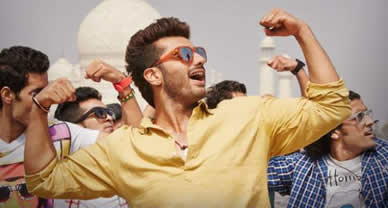 Download Superman Promo Video song of Movie Tevar