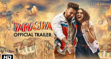 Download Tamasha Movie HD video Official Trailer