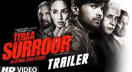 Download Teraa Surroor Official Movie HD Tailer