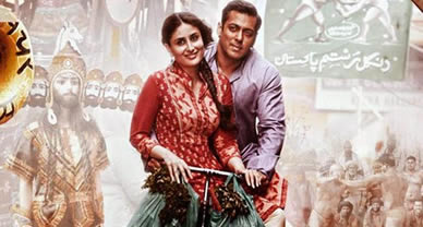 Download Tu Jo Mila Promo Video Song of Movie Bajrangi Bhaijaan