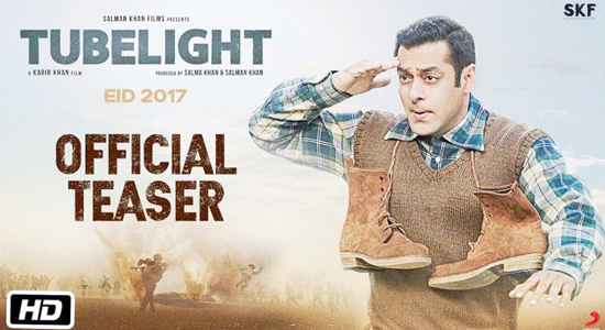 Download Tubelight Official Teaser