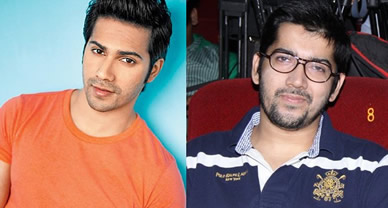 Varun Dhawan to Work With His Director-Brother Rohit Dhawan