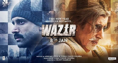 Download Wazir Movie Full HD Video Trailer