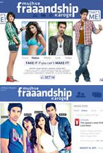 Mujhse Fraaandship Karoge (2011) Hindi Movie Watch Online