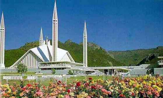 faisal mosque - Apna Pakistan