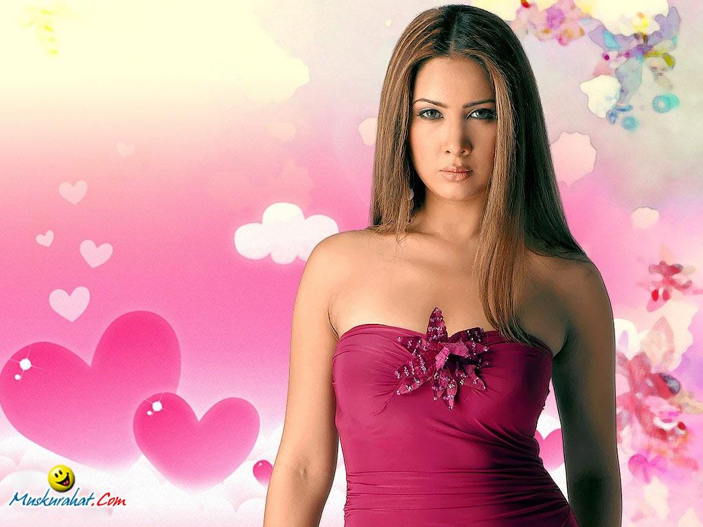 印度的网站上的印度美女